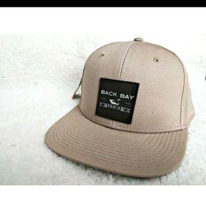 NWT back bay tan hat